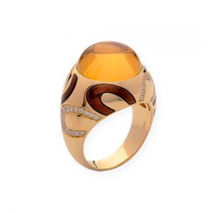 Anillo LadyColor Oro Amarillo