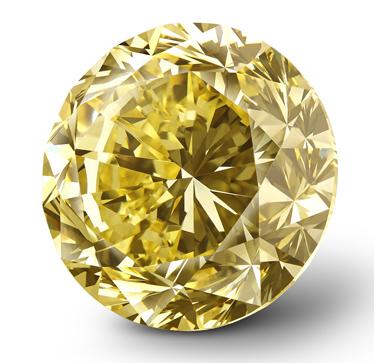 el diamante fancy más grande del mundo