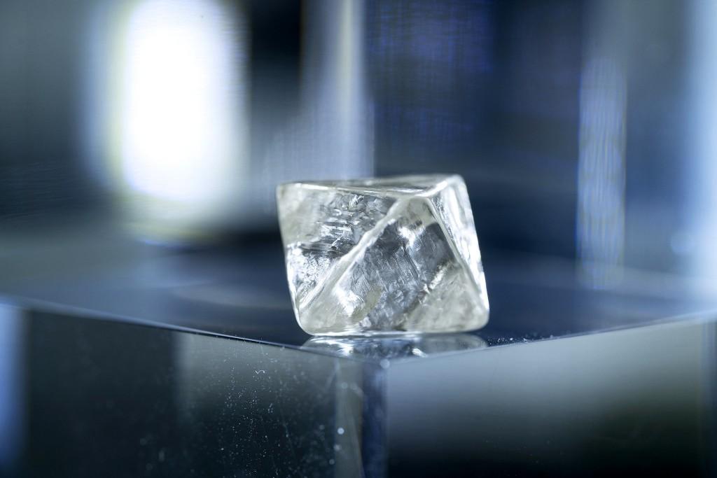 diamante octaedro