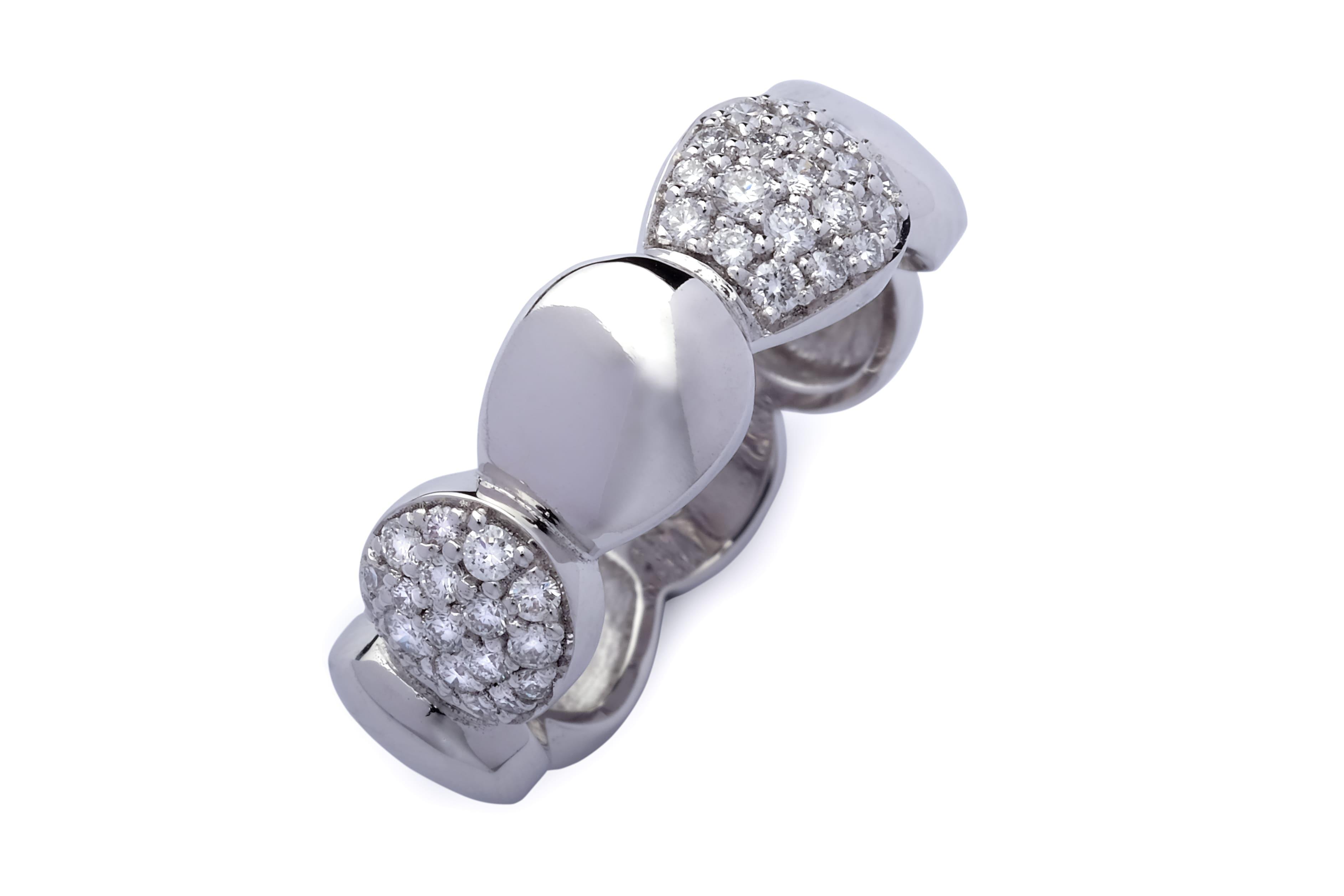 anillos de oro blanco ramon jewellers