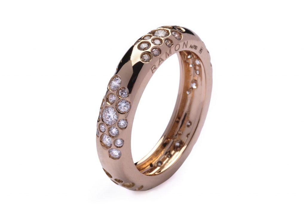 alianzas oro rosa ramon jewellers (1)